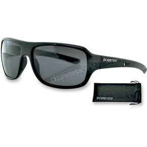Bobster Shiny Black Informant Street Series Sunglasses - EINF001AR