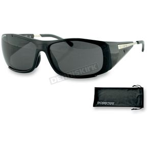 Bobster Shiny Black Traitor Street Series Sunglasses - ETRA001AR