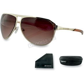 Bobster Gold Snitch Street Series Sunglasses - ESNI004AR