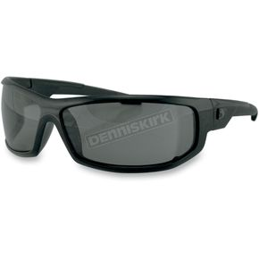 Bobster AXL Sunglasses w/Smoke Lens - EAXL001