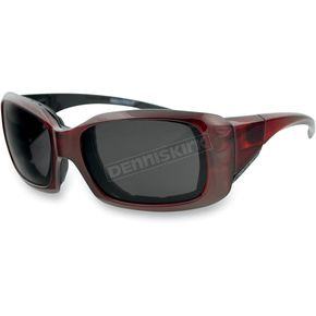 Bobster Red Womens Ava Convertible Sunglasses/Goggles - BAVA301