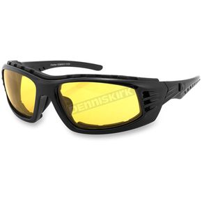 Bobster Chamber Sunglasses w/Yellow Lens - ECBR001Y