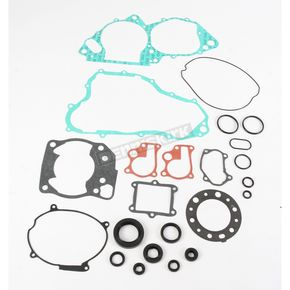 Moose Complete Gasket Set with Oil Seals - M811259