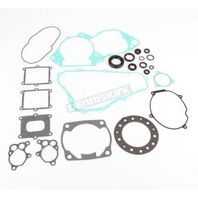 Moose Complete Gasket Set with Oil Seals - M811273
