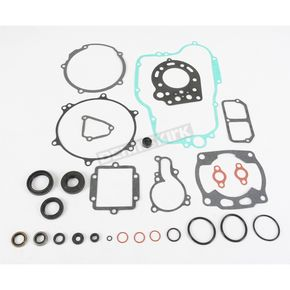 Moose Complete Gasket Set with Oil Seals - M811423