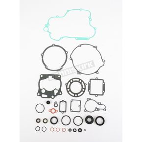 Moose Complete Gasket Set with Oil Seals - M811425