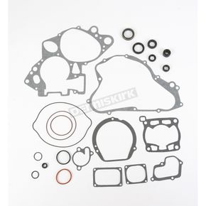 Moose Complete Gasket Set with Oil Seals - M811547