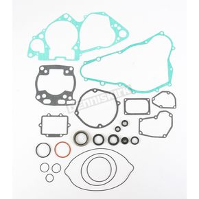 Moose Complete Gasket Set with Oil Seals - M811582