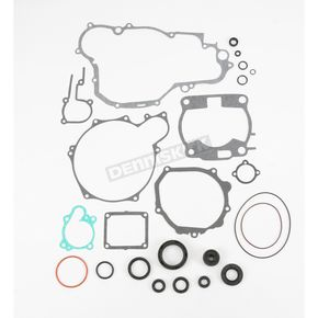 Moose Complete Gasket Set with Oil Seals - M811663