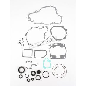Moose Complete Gasket Set with Oil Seals - M811665