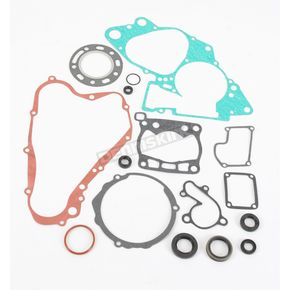 Moose Complete Gasket Set with Oil Seals - M811543