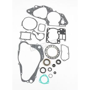 Moose Complete Gasket Set with Oil Seals - M811574