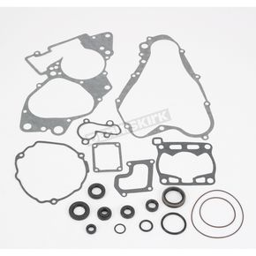 Moose Complete Gasket Set with Oil Seals - M811505