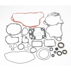 Moose Complete Gasket Set with Oil Seals - M811587