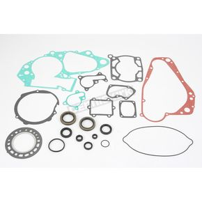 Moose Complete Gasket Set with Oil Seals - M811578