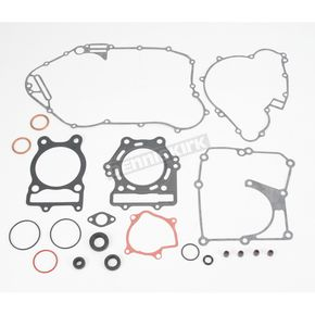 Moose Complete Gasket Set with Oil Seals - M811831