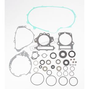 Moose Complete Gasket Set with Oil Seals - M811833