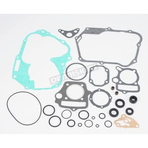 Moose Complete Gasket Set with Oil Seals - 0934-0095