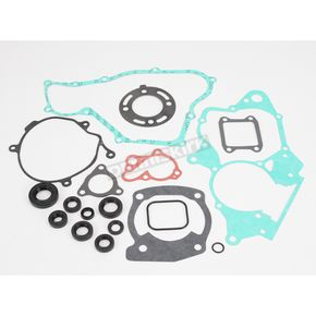 Moose Complete Gasket Set with Oil Seals - 0934-0096