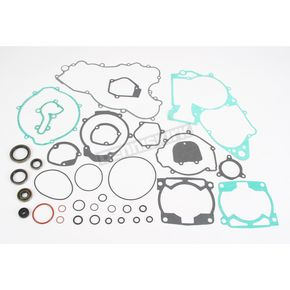 Moose Complete Gasket Set with Oil Seals - 0934-0110