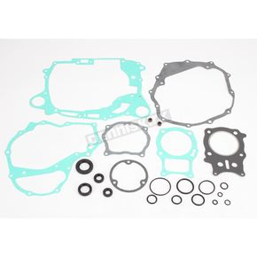 Moose Complete Gasket Set with Oil Seals - 0934-0122