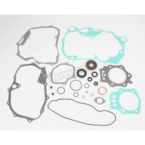 Moose Complete Gasket Set with Oil Seals - 0934-0125