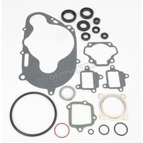 Moose Complete Gasket Set with Oil Seals - 0934-0128