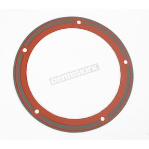 Genuine James Derby Cover Gasket, Paper (.030 inch with silicone) - 25416-99-X
