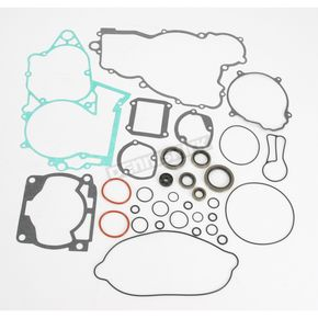 Moose Complete Gasket Set with Oil Seals - 0934-0476
