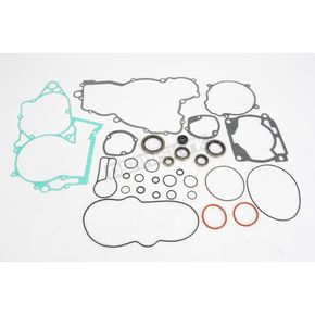 Moose Complete Gasket Set with Oil Seals - 0934-0479