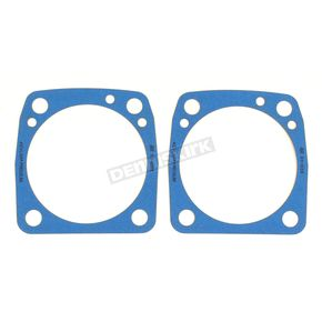 S&S Base Gasket 3 1/2 in. Bore, .018 Thick - 93-1063