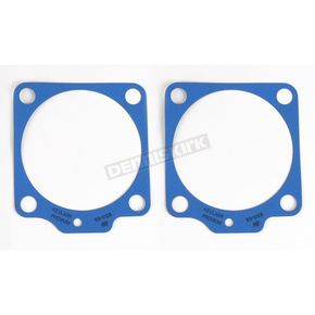 S&S 3 7/16 in. and 3 1/2 in. Bore Base Gasket - .018 in. Thick - 93-1070