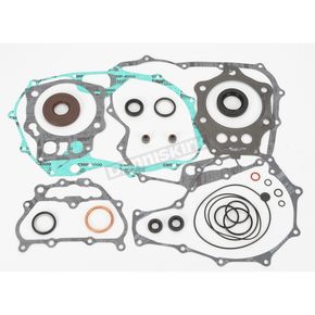 Moose Complete Gasket Set with Oil Seals - 0934-0709