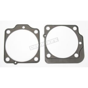 Viton-Coated Steel Base Gaskets w/3 5/8 in. big bore, .020 in. - C9988