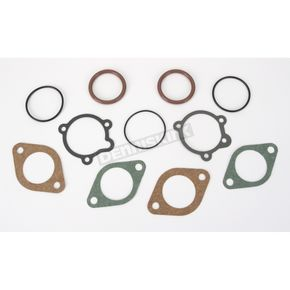Genuine James Bendix/Keihin Carb to Manifold Seals - 27002-57