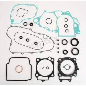 Moose Complete Gasket Set with Oil Seals - 0934-1445