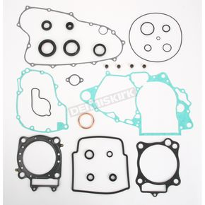 Moose Complete Gasket Set with Oil Seals - 0934-1476