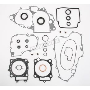 Moose Complete Gasket Set with Oil Seals - 0934-1477