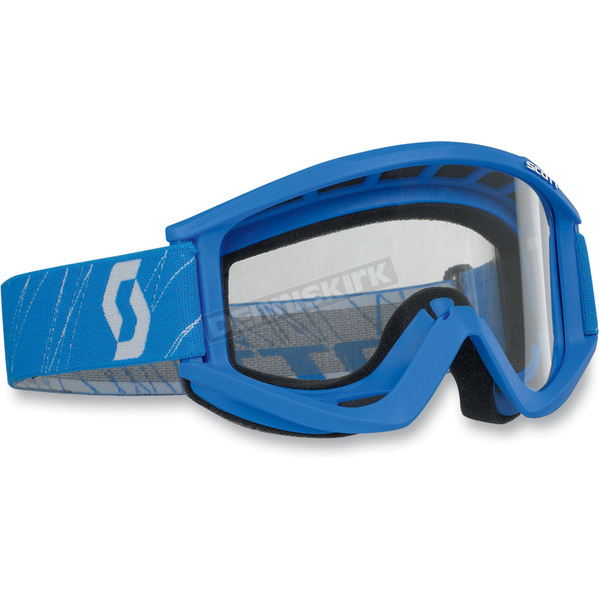 Scott Blue Recoil Goggles - 217796-0003041