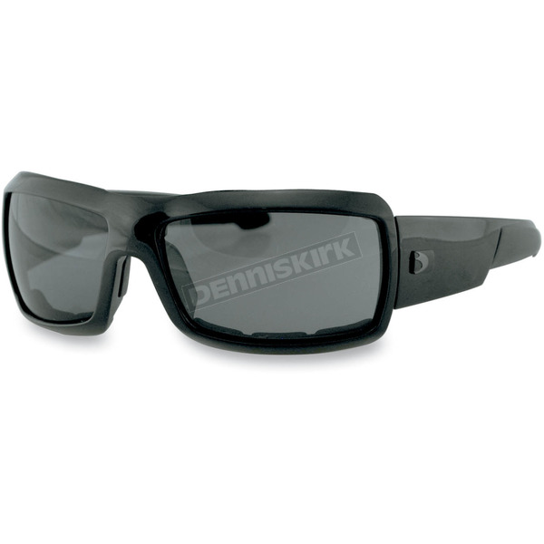 Bobster Trike Sunglasses w/Smoke Lens - ETRI001