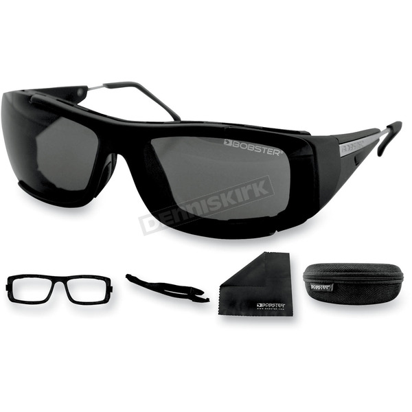Bobster Matte Black Traitor Street Series Sunglasses - ETRA001