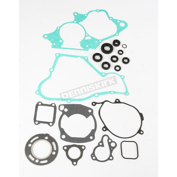 Moose Complete Gasket Set with Oil Seals - M811205