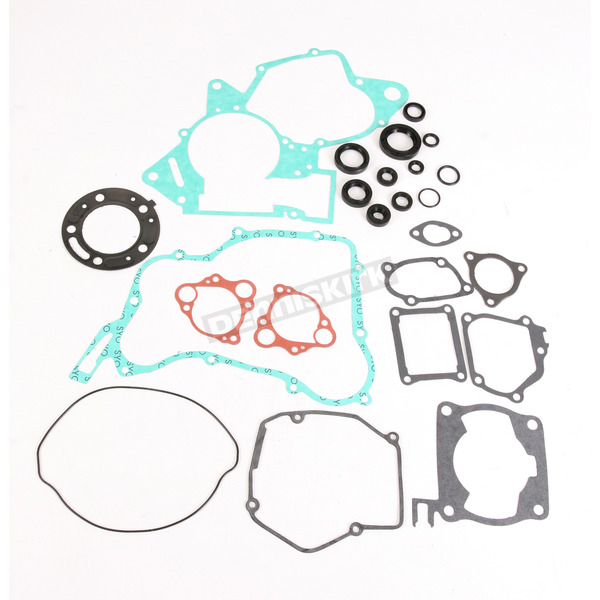 Moose Complete Gasket Set with Oil Seals - M811235
