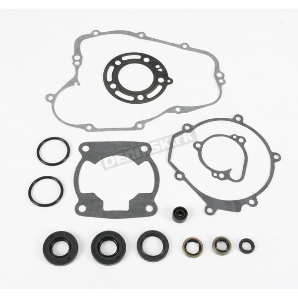 Moose Complete Gasket Set with Oil Seals - M811405