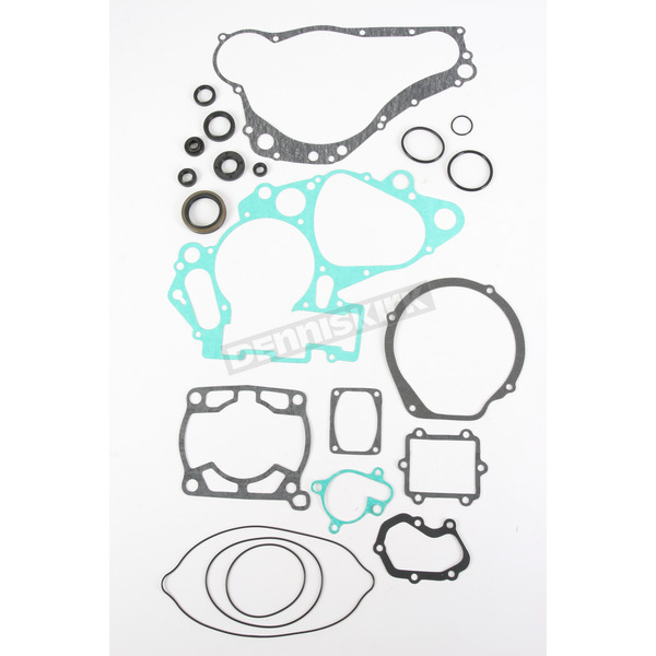 Moose Complete Gasket Set with Oil Seals - M811581