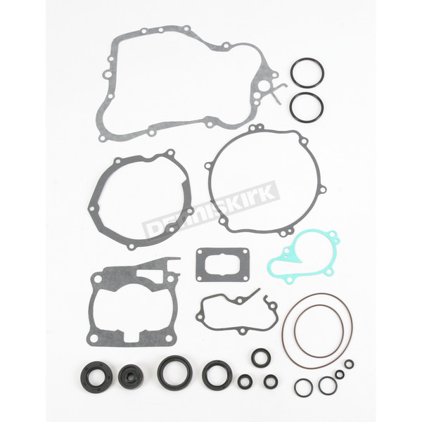 Moose Complete Gasket Set with Oil Seals - M811636