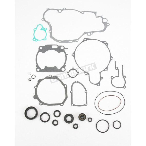 Moose Complete Gasket Set with Oil Seals - M811666