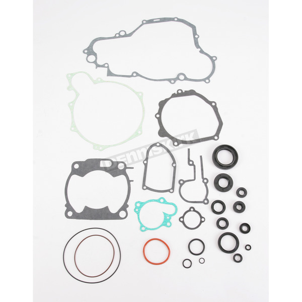 Moose Complete Gasket Set with Oil Seals - M811667