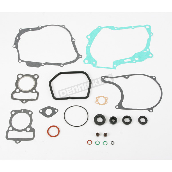 Moose Complete Gasket Set with Oil Seals - M811208