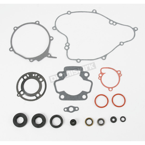 Moose Complete Gasket Set with Oil Seals - M811412